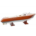 RIVA AQUARAMA Special 125 Y - Crema - in scala 1:7