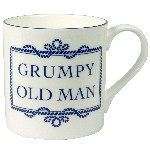 Tazza (Mug) in porcellana - GRUMPY OLD MAN