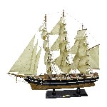 Veliero/Clipper Cutty Sark - 55 x 50 cm