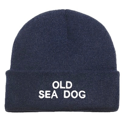 NA 6318 - Berretto OLD SEA DOG