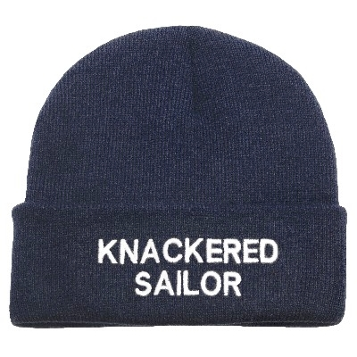 NA 6317 - Berretto KNACKERED SAILOR