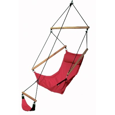 AZ 2030520 - Poltrona pensile Swinger red