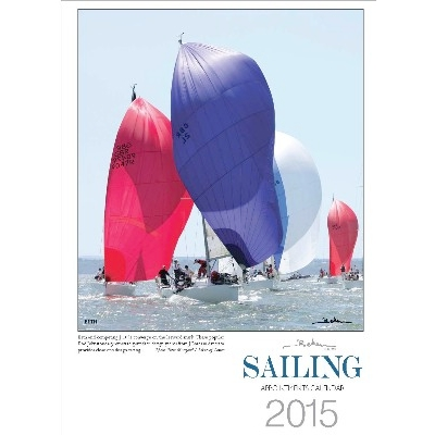 NA 4775 - Calendario Beken of Cowes 2015 - SAILING