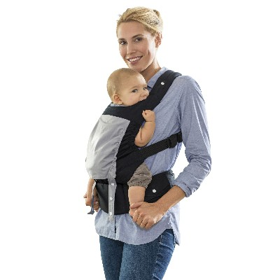 AZ 5039208 - Marsupio porta bebè - Smart Carrier Black