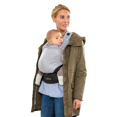 AZ 5039207 - Marsupio portabebè Smart Carrier Ultra-light Stone