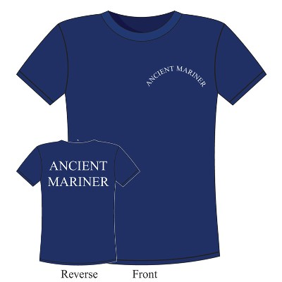 NA 6373XL - T-Shirt  Cotone Blu - Ancient Mariner - Taglia XL