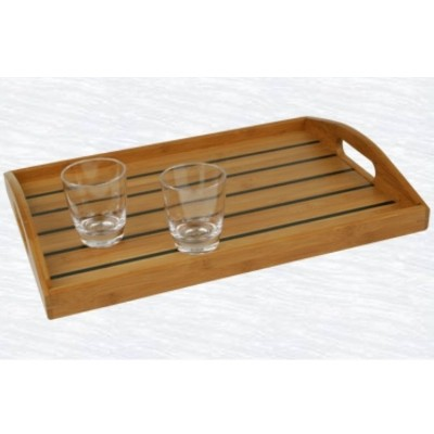 IND 5998754 - Vassoio in stile ponte a latte in bamboo